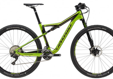 Mountainbike - Cannondale scalpel SI